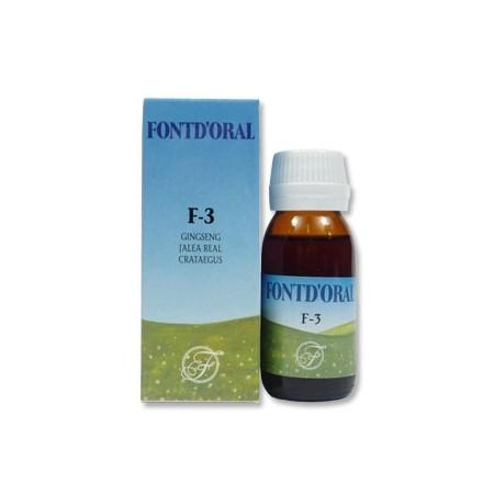 Fontd'oral F3 Vitalizante Celular