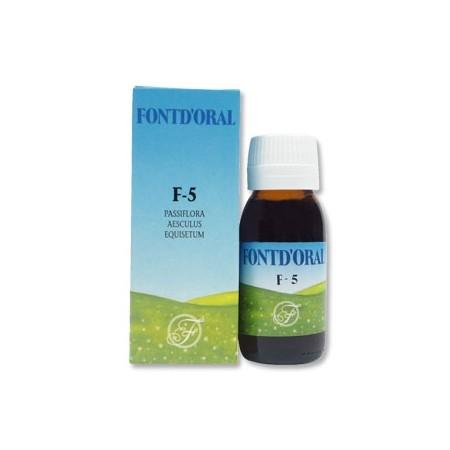 Fontd'oral F5 Anticelulítico